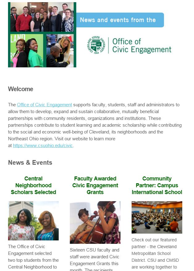 Civic eNews