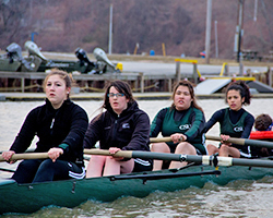 CSU Women's Club Rowing