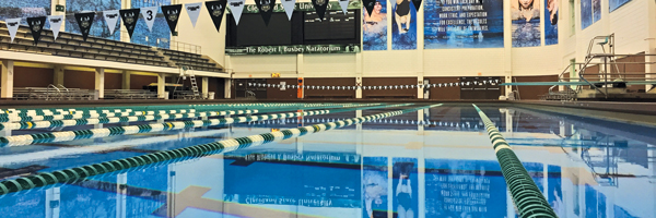 CSU Natatorium Pool