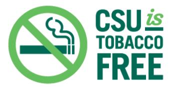 CSU is tobacco free