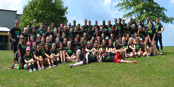 Camp Vike 2016 Group