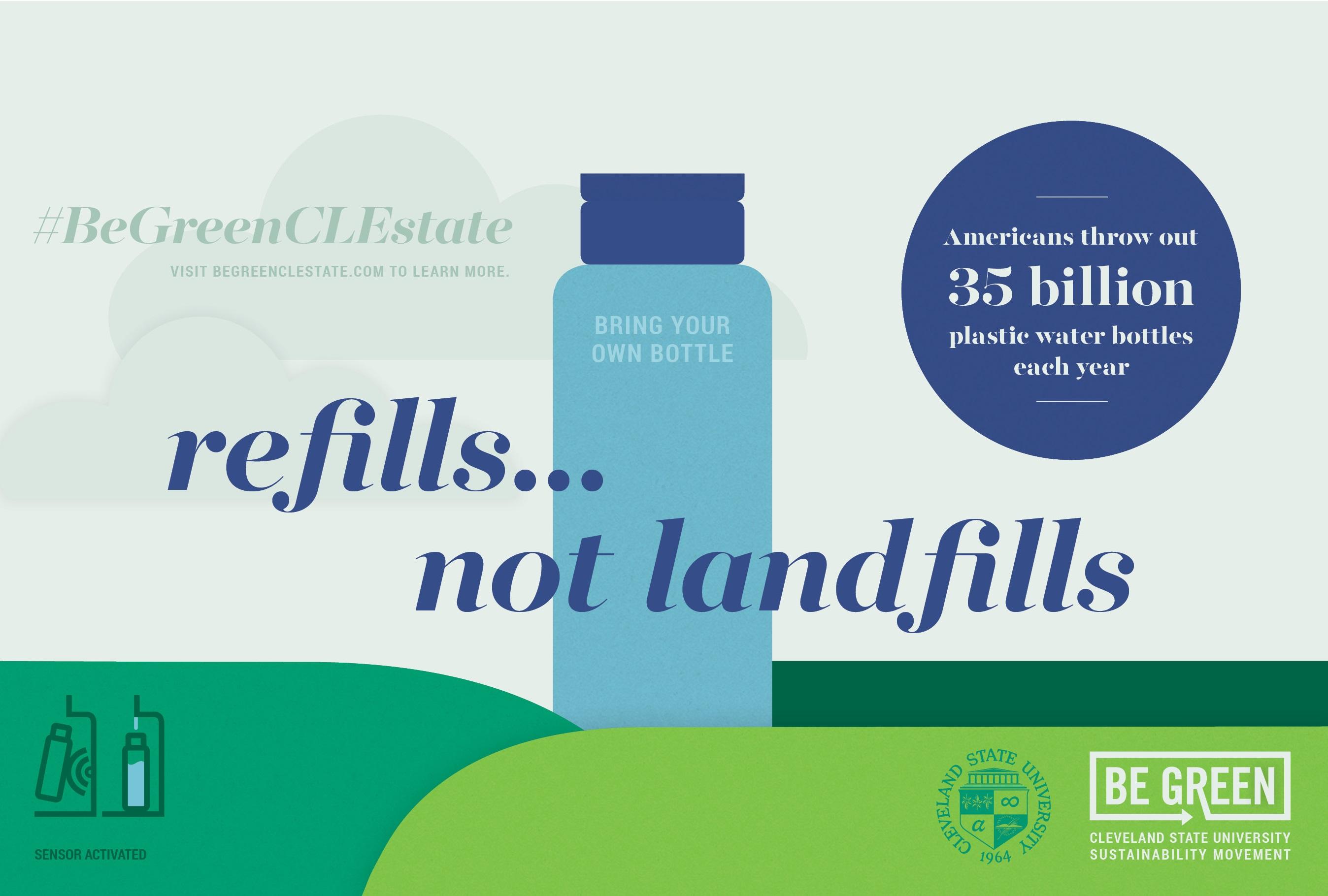 Refills Not Landfills