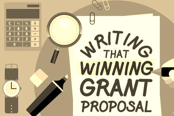 Grant Writing Workshop F18