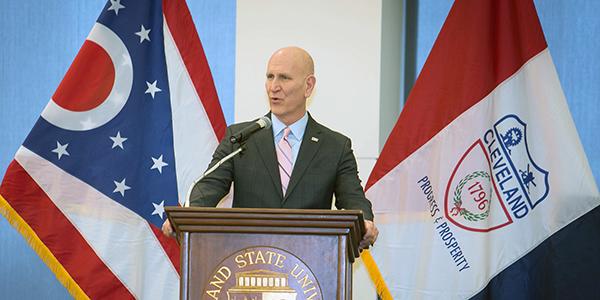 President Harlan M. Sands