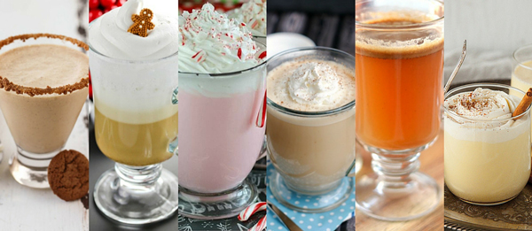 types of holiday drinks