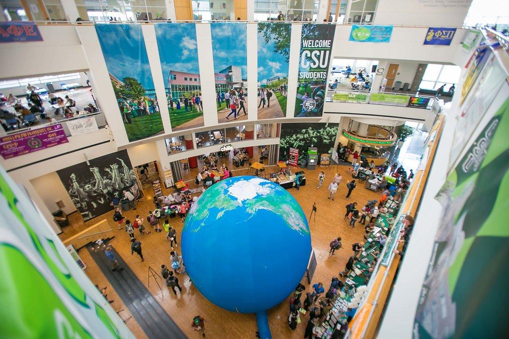 EarthFest SC Atrium