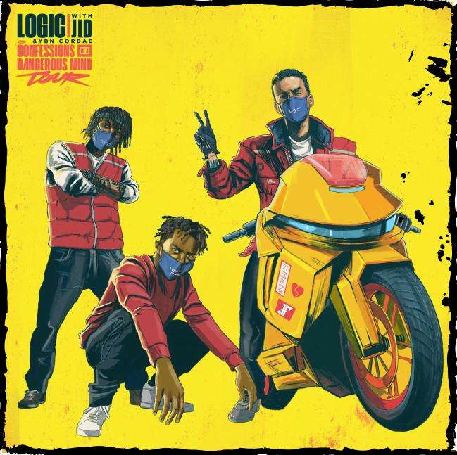 Logic: The Confessions of a Dangerous Mind Tour