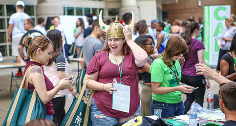 CSU students enjoy Magnus Fest