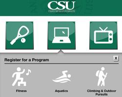 CSU Rec Apps