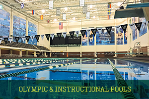Olympic and Instructional Pools