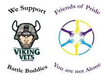 Battle Buddies & Friends of Pride