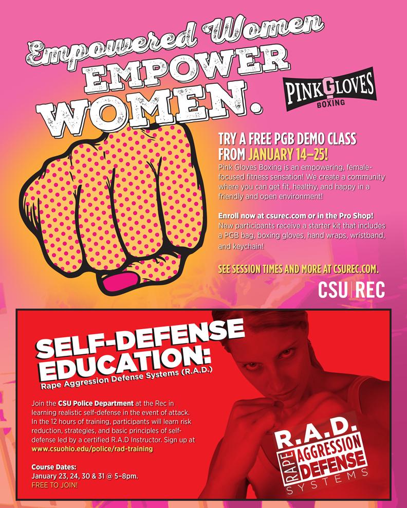 RAD & Pink Gloves