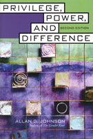 Privilege Power and Difference book
