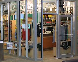 The CSU Rec Pro Shop