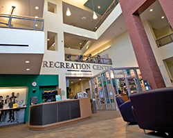 The CSU Rec Center