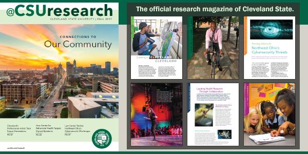 CSU Research Magazine