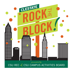 CLE State Rock the Block