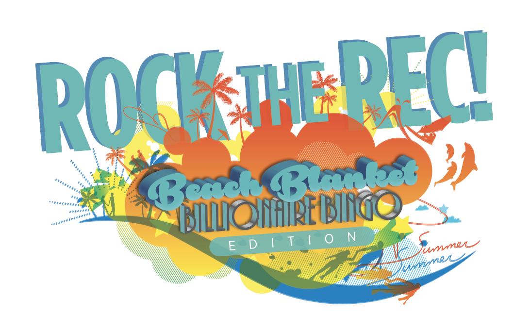 Rock the Rec: Beach Blanket Billionaire Bingo Edition