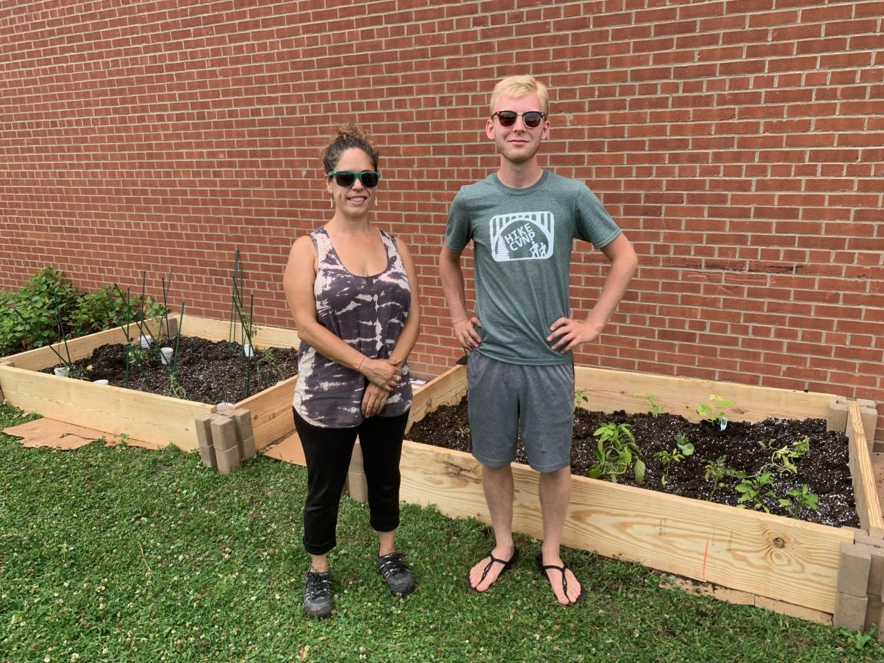 CSU Alumna and Student Encourage Community Wellness Through Fresh Foods