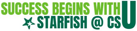 Success begins with Starfish at CSU