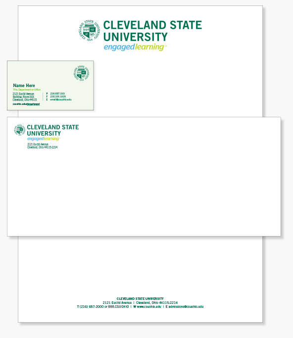 General CSU Stationary