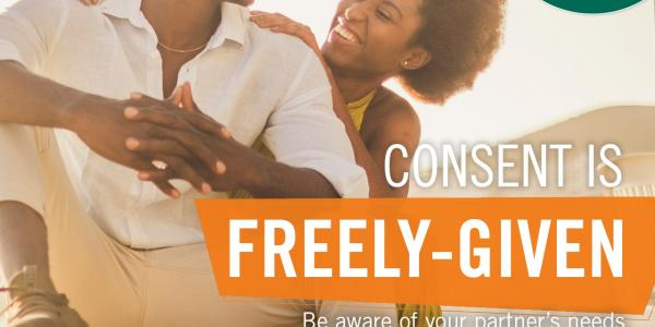 Yes means yes: Consent is freely given!