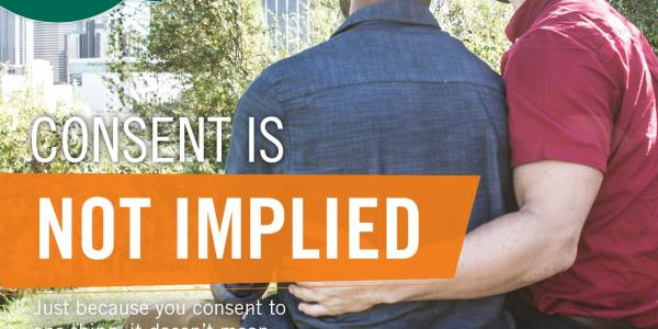 Yes means yes: Consent is explicit!