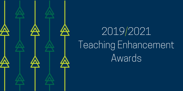 Teaching Enhancement Awards - Information Sessions & Application Announced