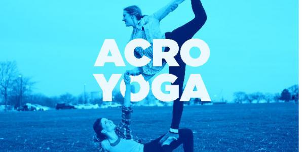 Acro Yoga at the CSU Rec