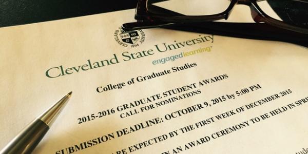 Grad Studetn Awards
