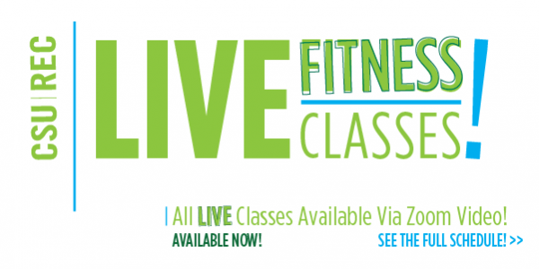 Live Virtual Fitness Classes
