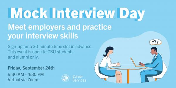 Mock Interview Day 9/24