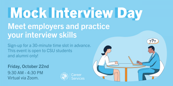 Mock Interview Day 10/22