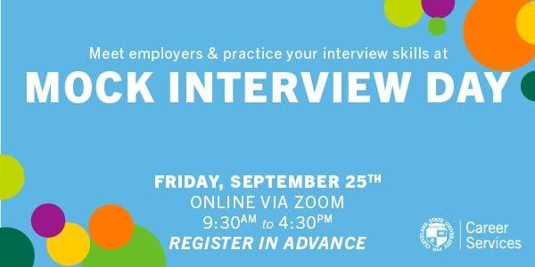 Mock Interview Day 9/25