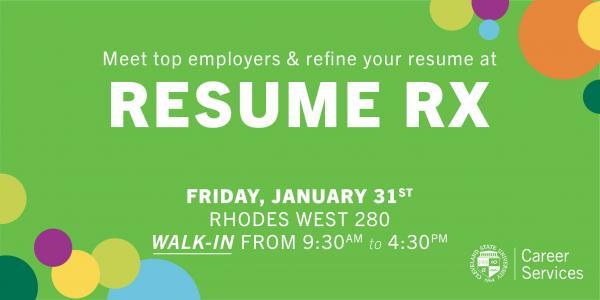 Resume Rx 1.31