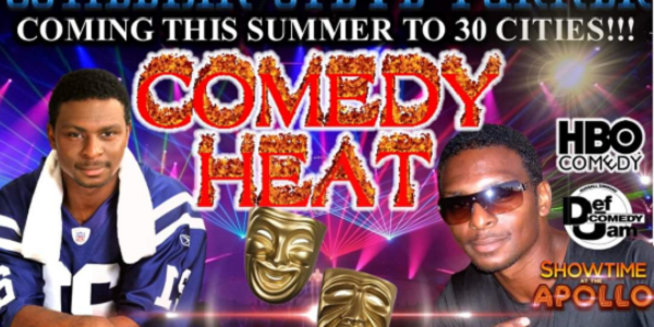 Comedy hour Black culture