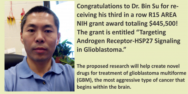 GRHD Bin Su NIH R15 2021