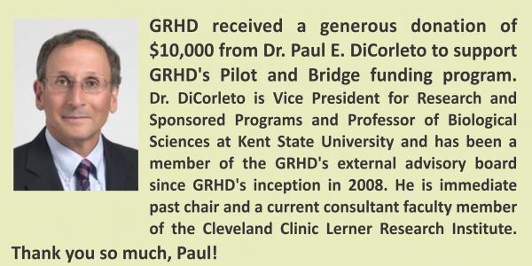 DiCorleto Donation 2021r