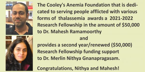 GRHD Nithya and Mahesh CAF