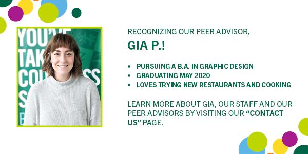 Career Services Peer Advisors