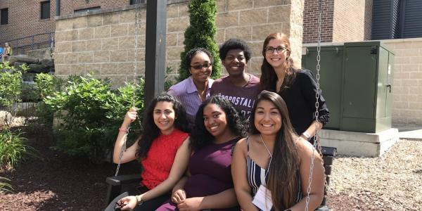 Scholars attend McNair Conference at Kent State University