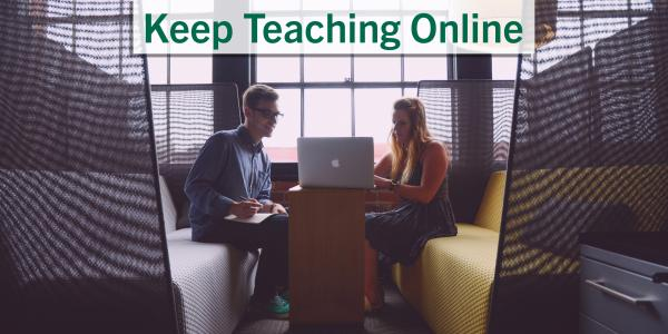 Keep Teaching Online