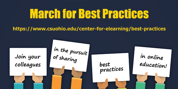 March For Best Practices