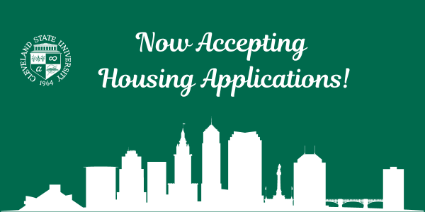 Now Accepting Housing Applications
