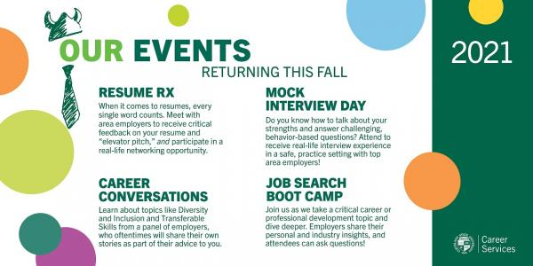 Signature Events Returning this Fall