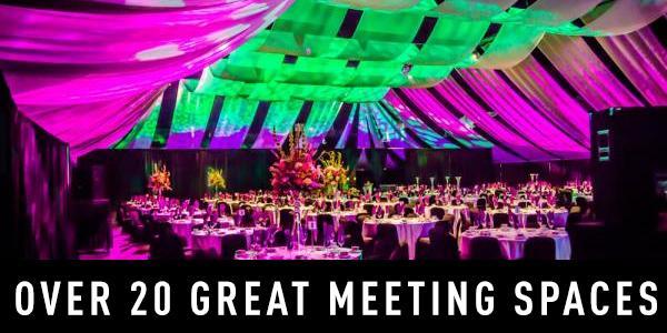 Over Twenty Great Meeting Spaces