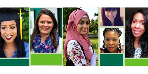 CSU Strong Women, Strong Leader Winners 2018