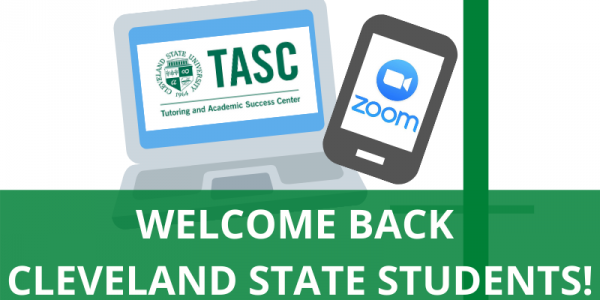 CSU TASC Welcome Back graphic