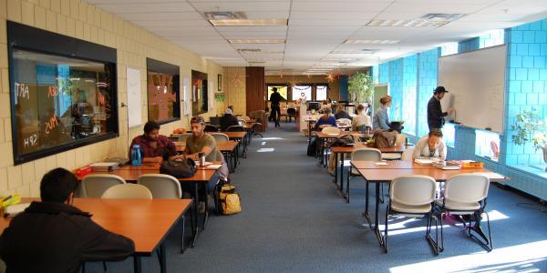 Main Classroom, Home of TASC