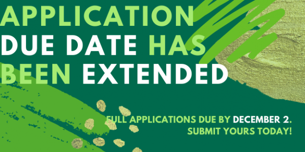 application due date extended